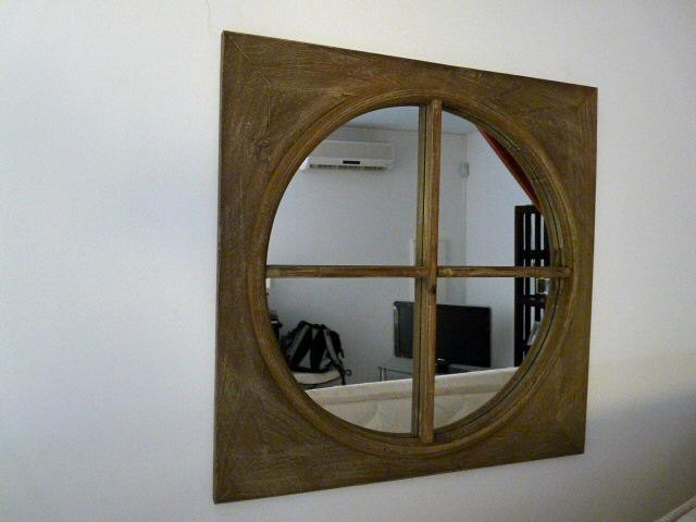 Miroir Bois Maison Du Monde : meublesoccasion: MIROIR