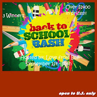 Back to School #Giveaway Bash