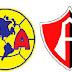 """En El Fondo De La Tabla """"El Ame"""": America 1 Atlas 3"""
