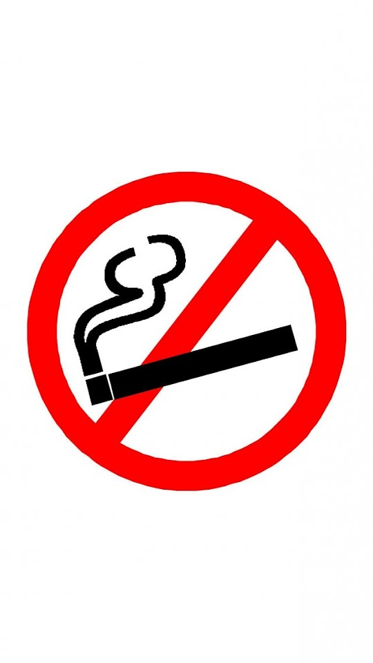 No Smoking Sign   Galaxy Note HD Wallpaper