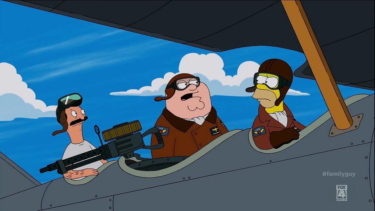Family Guy 13x01