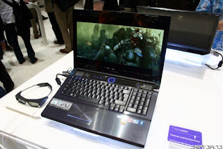 Samsung Series 7 Laptop