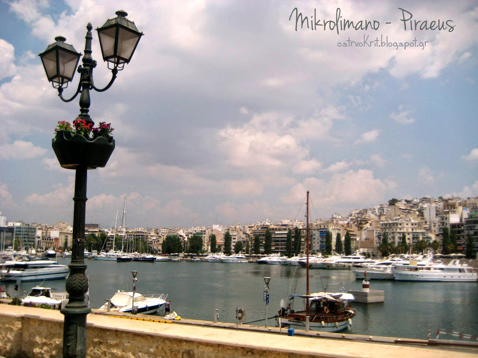 Piraeus Greece Travel Zeas laguna