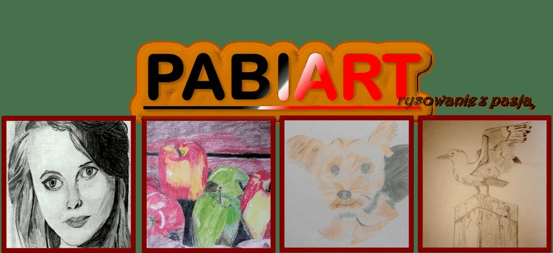 Blog o rysowaniu. Pabiart