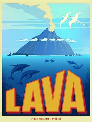 Lava (2015) Corto Pixar en Español Latino