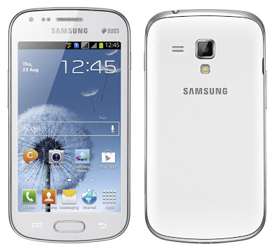 Samsung Galaxy S Duos Dual SIM Android