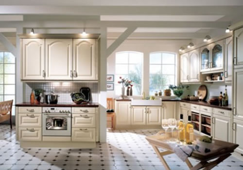 European Kitchen Cabinets Design