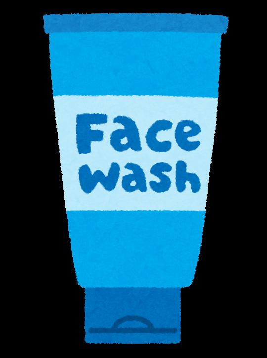 Ofuro facewash