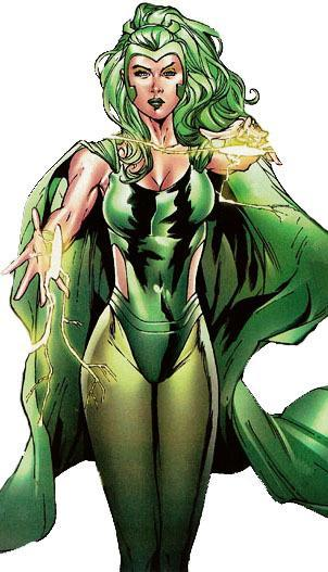 Polaris (Marvel Comics) Character Review