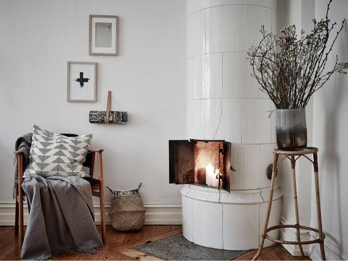 Ampio e luminoso appartamento ristrutturato con stile for Dettagli home decor