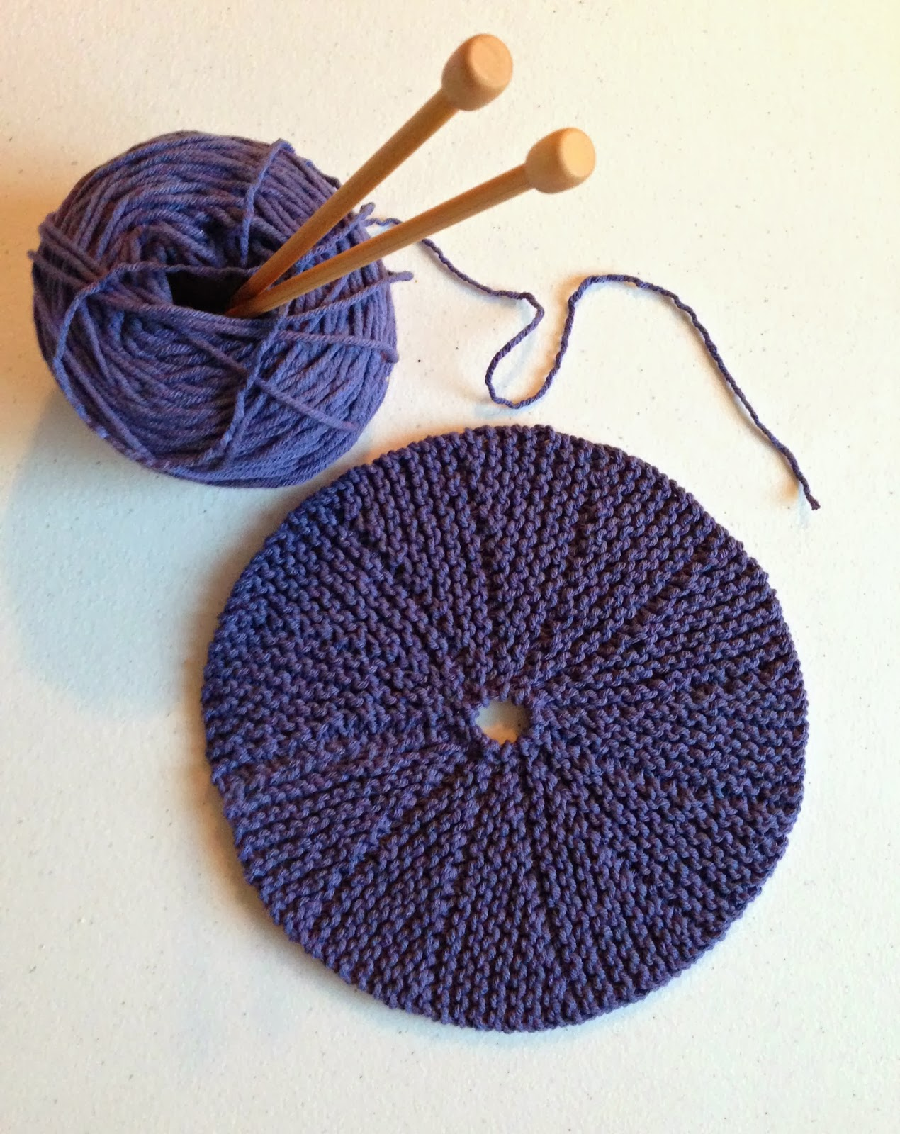 Circular Dishcloth Knitting Patterns Image collections - handicraft ...