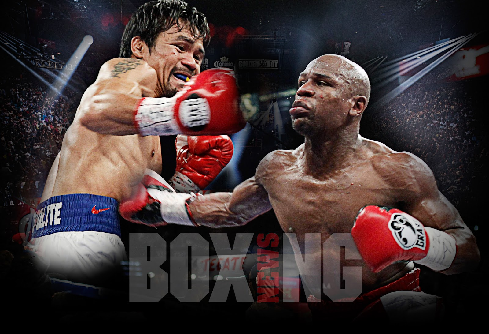 Manny Pacquiao Knocked Out Floyd Mayweather