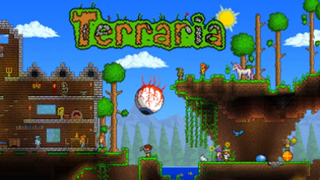 Terraria-Android game