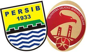 Persib vs Sriwijaya
