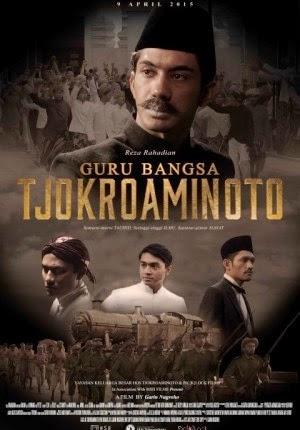 sinopsis film Guru Bangsa: Tjokroaminoto