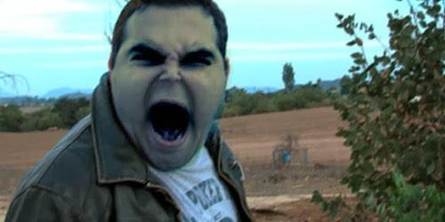 Demon Face Warp