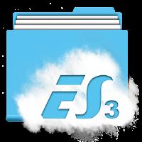 logo ES File Explorer File Manager Terbaik Android