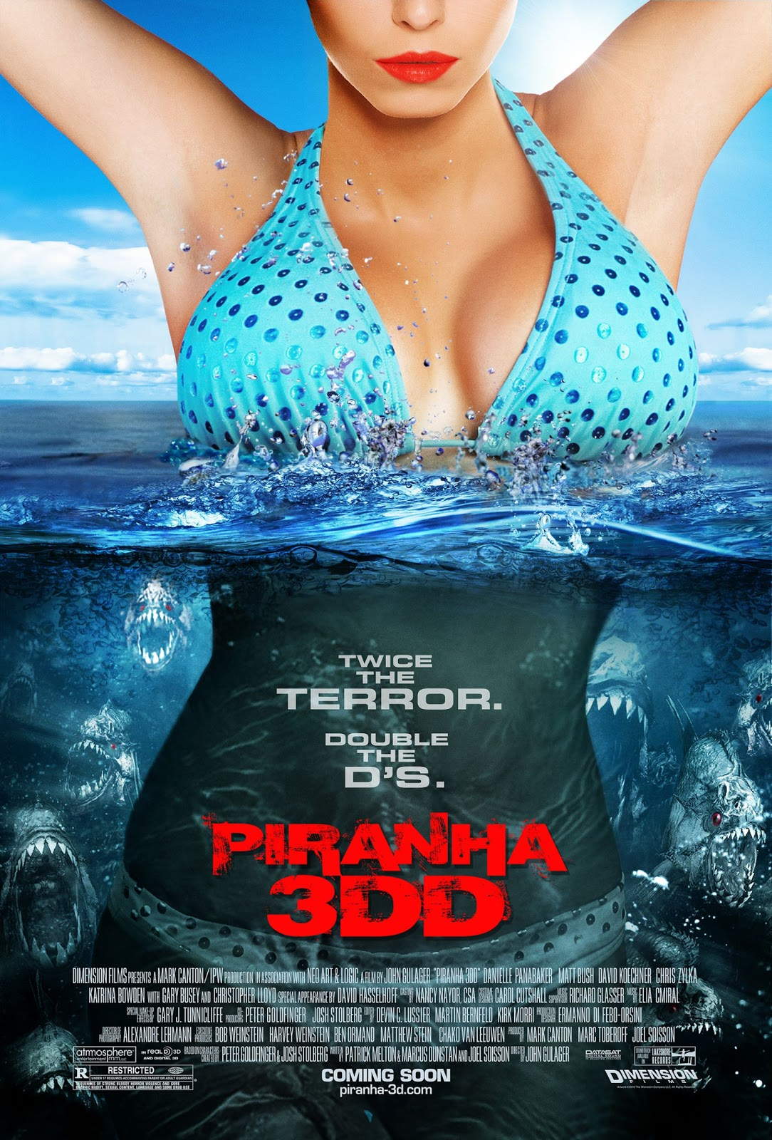 Piranha 2 Legendado 
