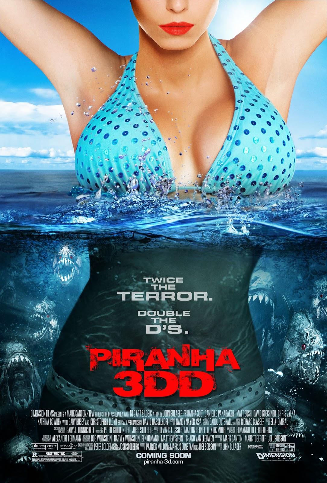 Piranha 2 Legendado