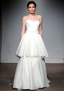 wedding gown Trends 2012, pre wedding