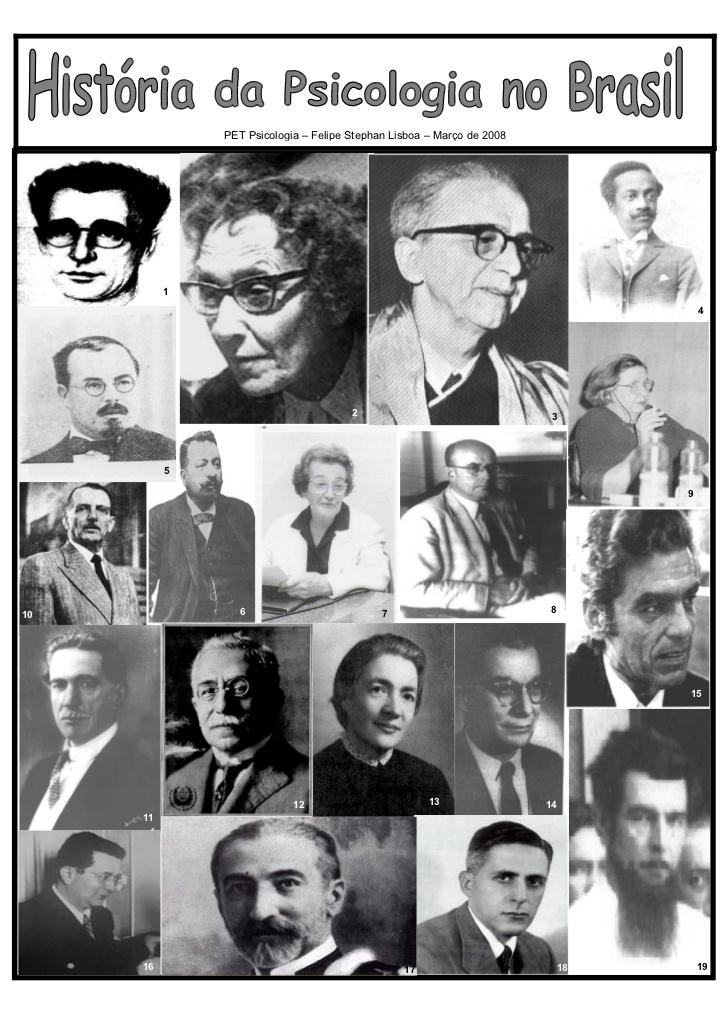 Jornal da História da Psicologia no Brasil - clique na imagem para baixar