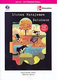 toko buku rahma: buku SISTEM MANAJEMEN DATABASE EDISI 3, pengarang ragyu ramakrishman, penerbit andi