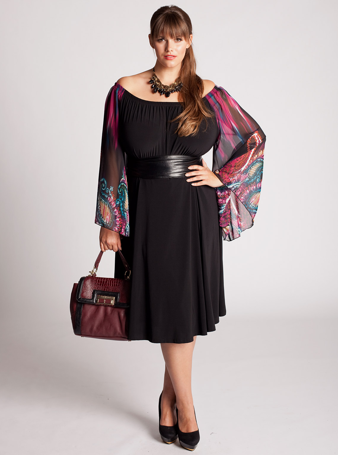 Young Plus Size Dresses 7