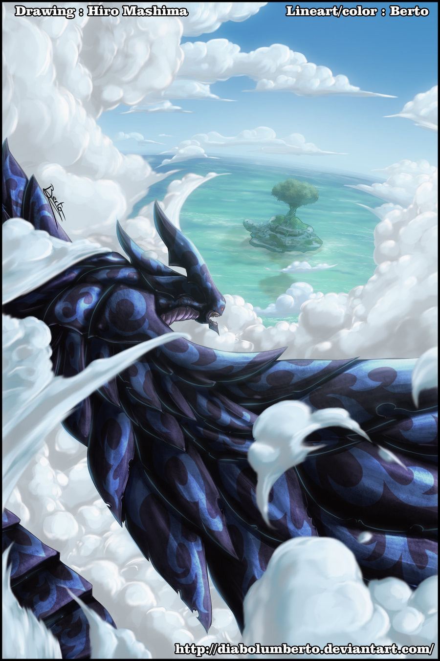 TruyenHay.Com - Ảnh 19 - Fairy Tail Chap 252