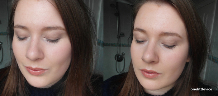 One Little Vice beauty blog: Ariane Poole Cosmetics Makeup Review