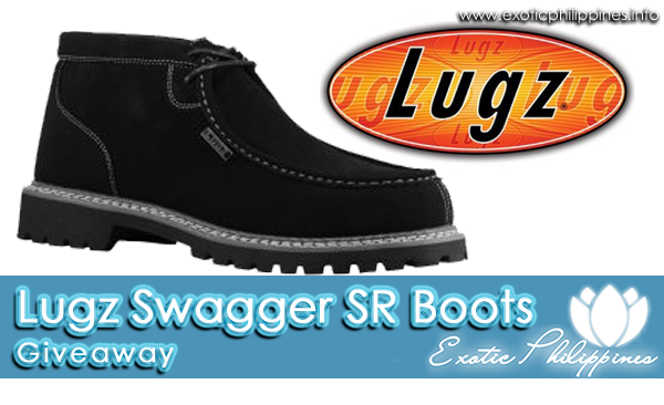Lugz Swagger SR Boots Giveaway