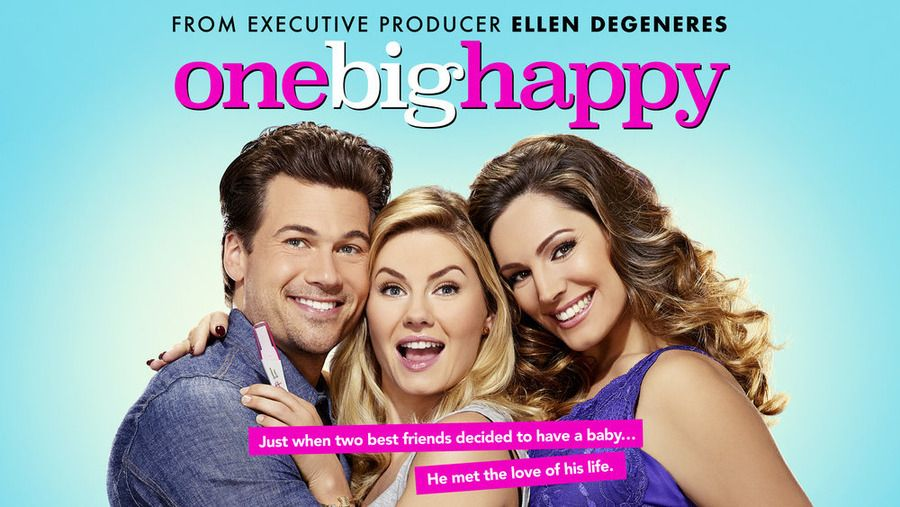 POLL : What did you think of One Big Happy - Pilot?