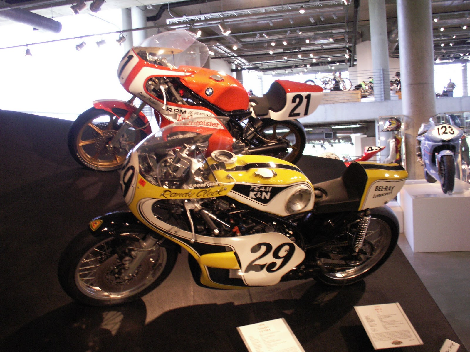 My Classic Motorcycle Barber Motorsports Museum