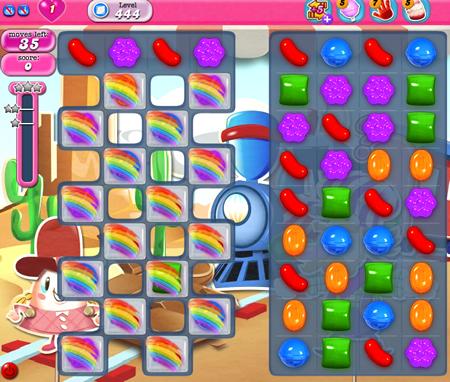 Candy Crush Saga 444