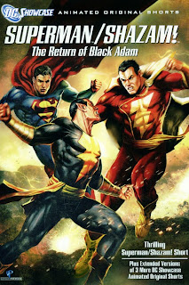 Superman Shazam! The Return of Black Adam