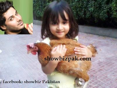 Pakistani Showbiz : October 2011ahsan khan daughter