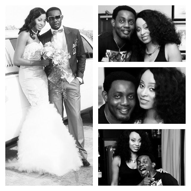 AY Comedian and Wife Celebrates Wedding Anniversary Today