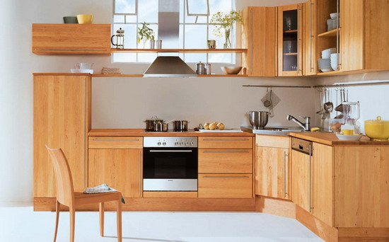 Woodwork Kitchen Designs - Kitchen Design Ideas ...