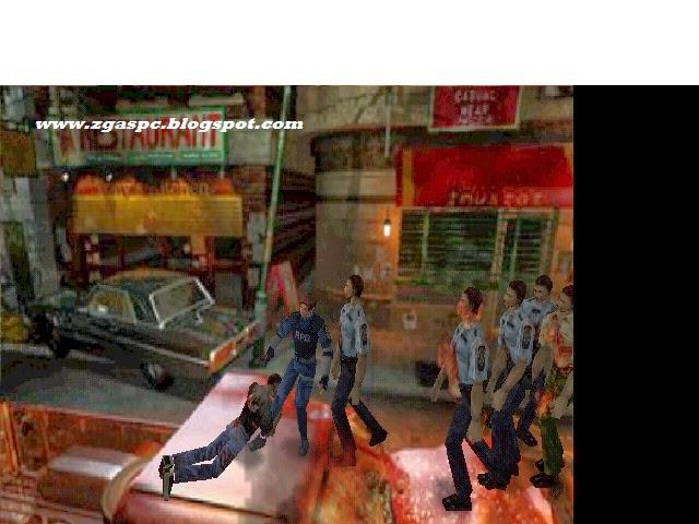 Resident Evil 2 Nitendo 64 ISO
