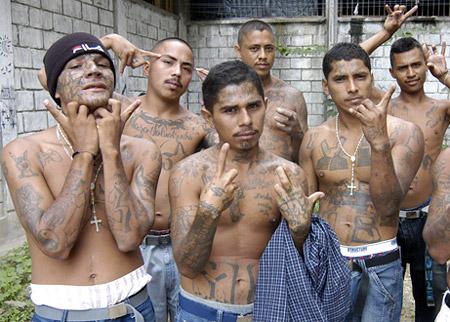 Cuantos adolescentes se unen a pandillas
