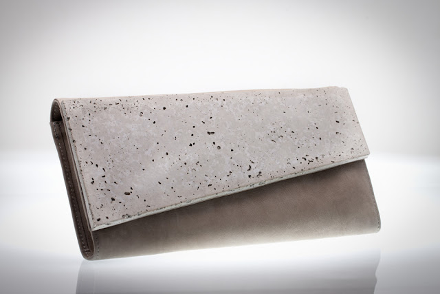 concrete handbag
