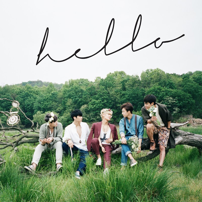 Boys Republic Hello cover