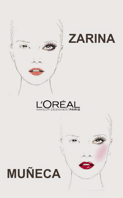 Look Imperial Loreal