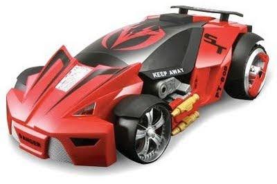 Gambar : Mainan Anak Robot Mobil 02