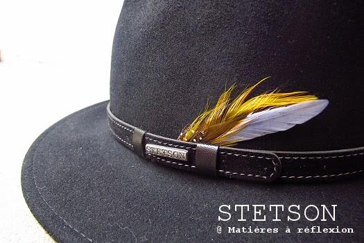 Chapeau femme grand bord Stetson Vancouver