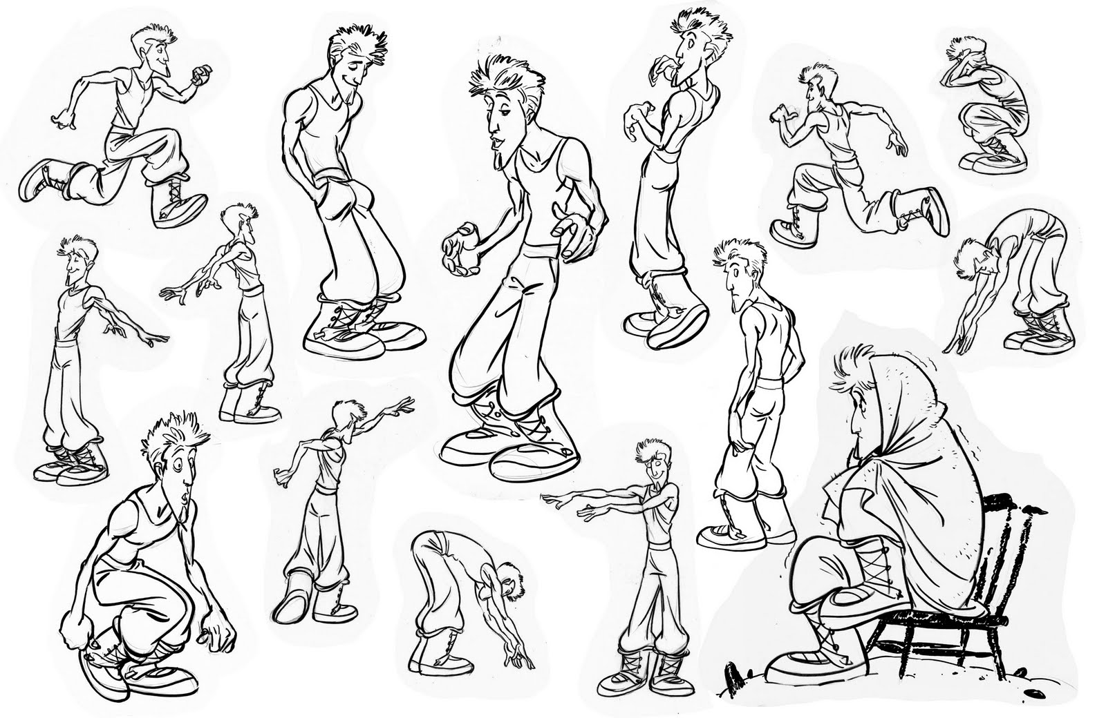 The gallery for --> Figure Drawing Reference