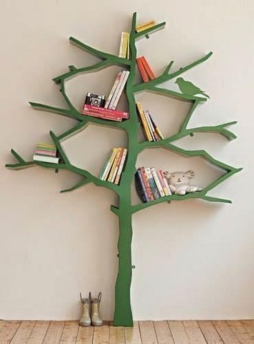 Book Shelf Ideas...
