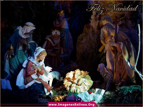 Feliz navidad, nacimiento de Jesús noche buena, imagenes navideñas.