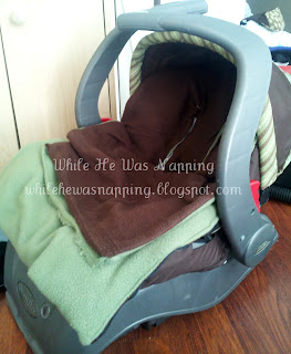 Bundles Of Baby Bundleme Car Seat Blanket Knock Off