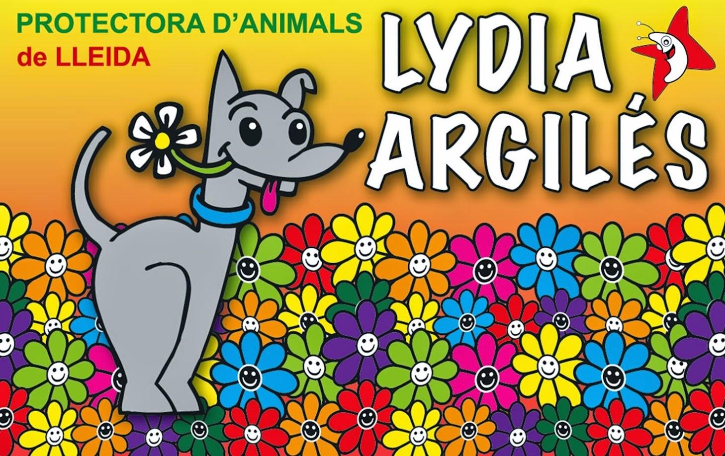 PROTECTORA D'ANIMALS LYDIA ARGILÉS
