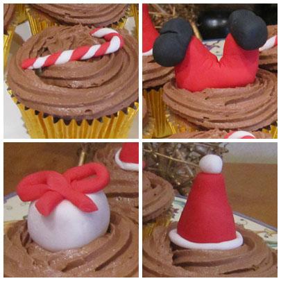 cupcakes turron